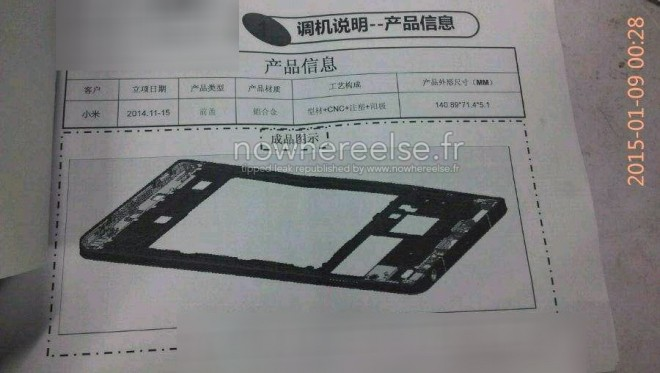 Xiaomi Mi5: ecco nuove indiscrezioni sul futuro smartphone cinese