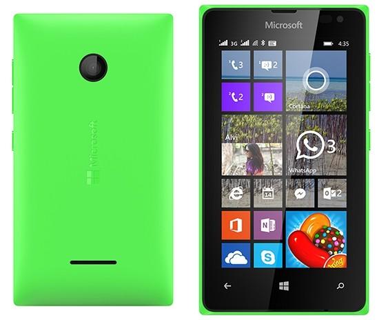 Lumia 435 e 532: ecco i nuovi dispositivi di Microsoft