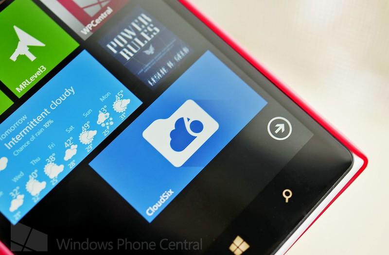 Arriva Dropbox per Windows Phone