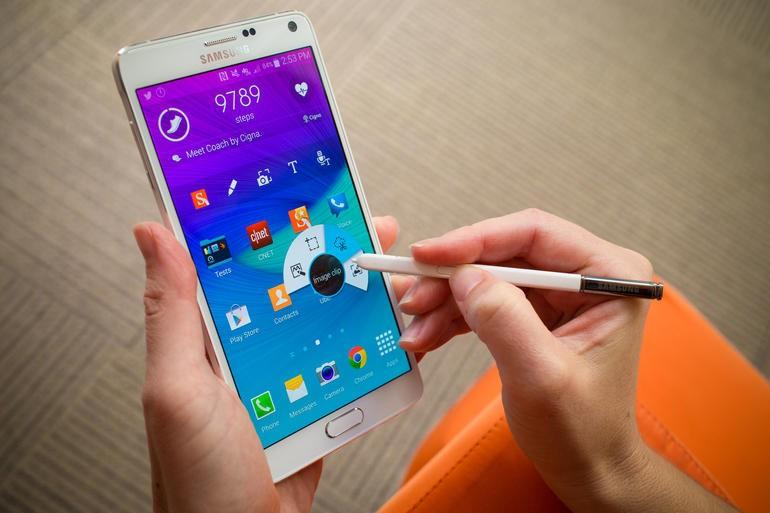 Galaxy Note 4 e Note 3 Snapdragon si aggiornano a Lollipop 5.0