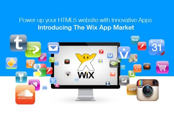 Wix, crea il tuo sito o il tuo negozio online gratis