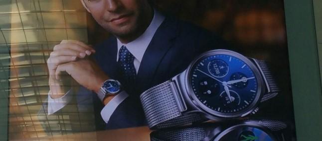 Huawei annuncia Watch:Il primo Smartwatch di Huawei