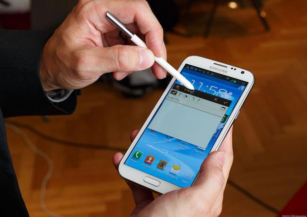Samsung Galaxy Note sarà aggiornato ad Android Lollipop