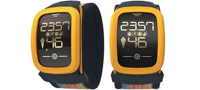 Swatch annuncia Smart Touch Zero One,lo Smartwatch per i pallavolisti