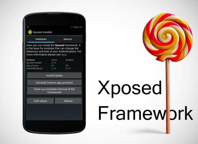 Xposed Gravity Box arriva su Android Lollipop