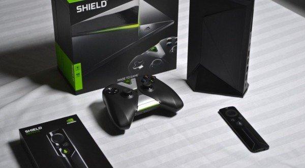 NVIDIA Shield ufficiale: prima console Android Tv 4K