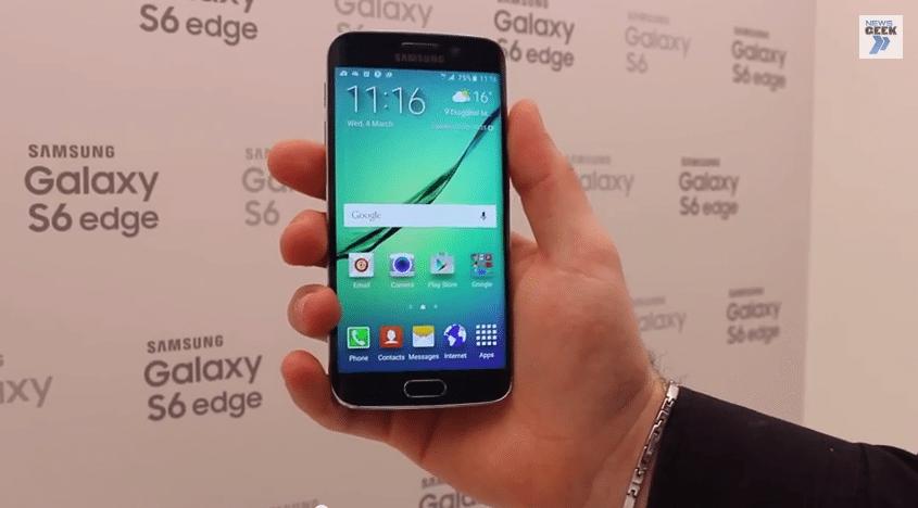 Disponibili su XDA alcune app di Galaxy S6!