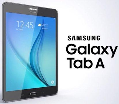 Samsung ufficializza il debutto di Galaxy Tab A da 9.7 pollici