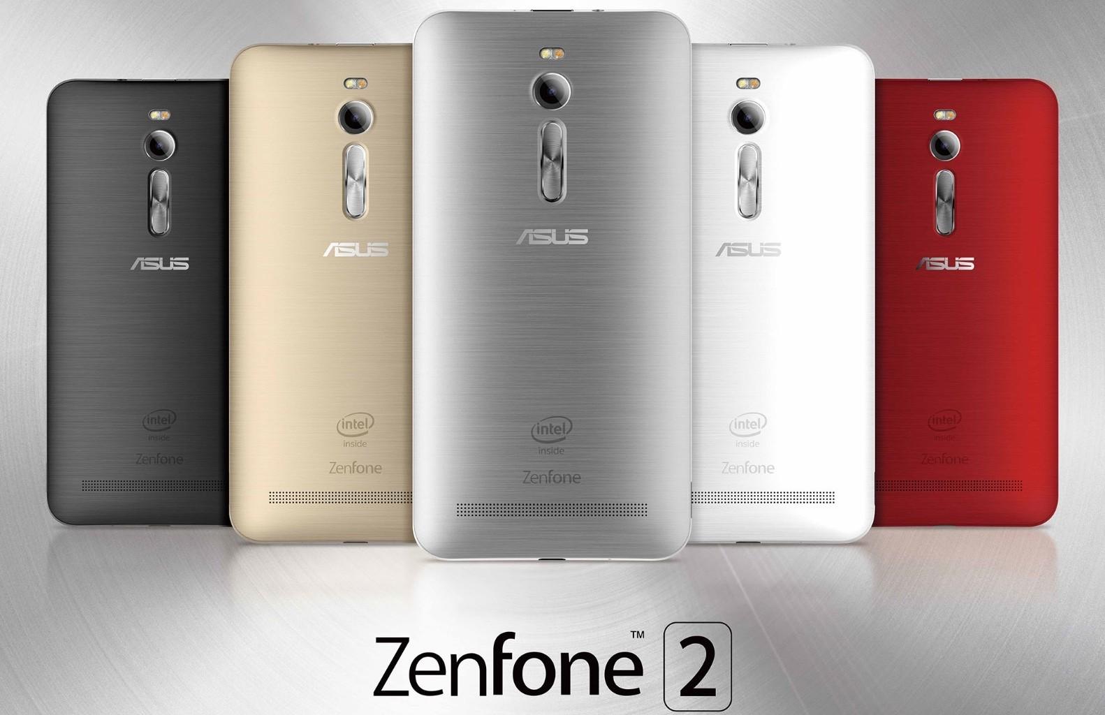 ASUS annuncia Zenfone 2 per il mercato Taiwanese a 439$