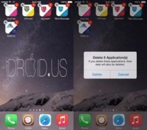 Multidelete: il tweak per disinstallare più app nello stesso momento su iOS
