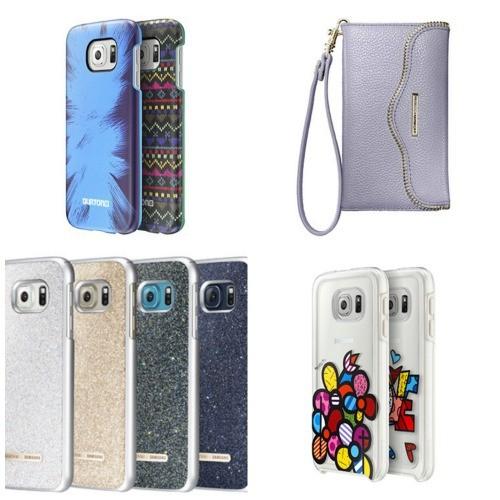 Samsung: rich accessory collection per Galaxy S6 e Galaxy S6 Edge