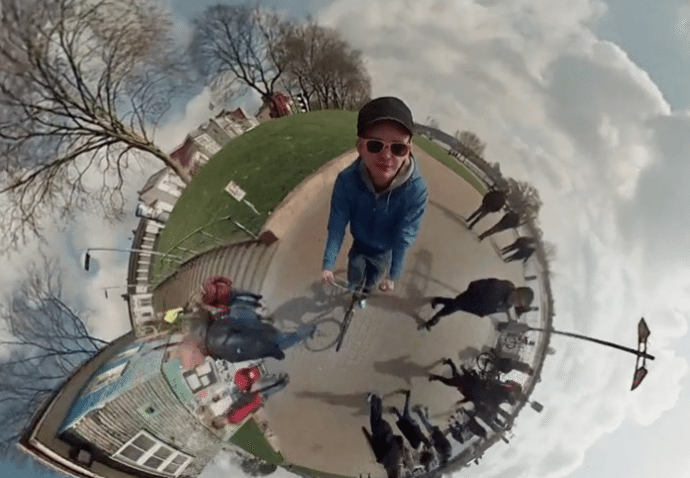 Video a 360° presto disponibili per i dispositivi iOS