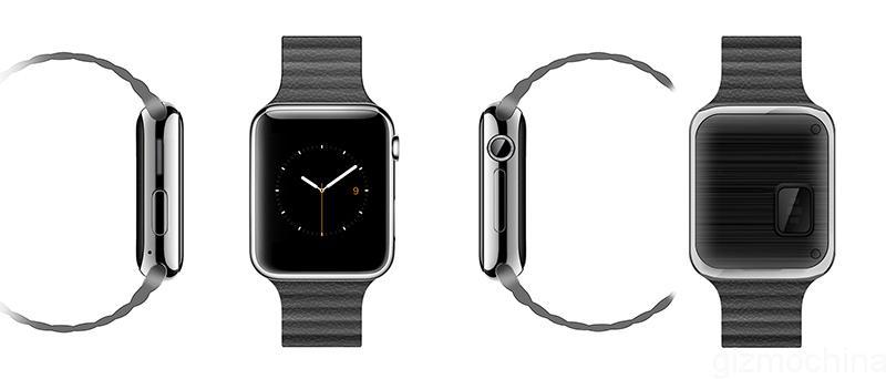 Zeaplus Watch,il Clone vero e proprio dell'Apple Watch ad un prezzo stracciato