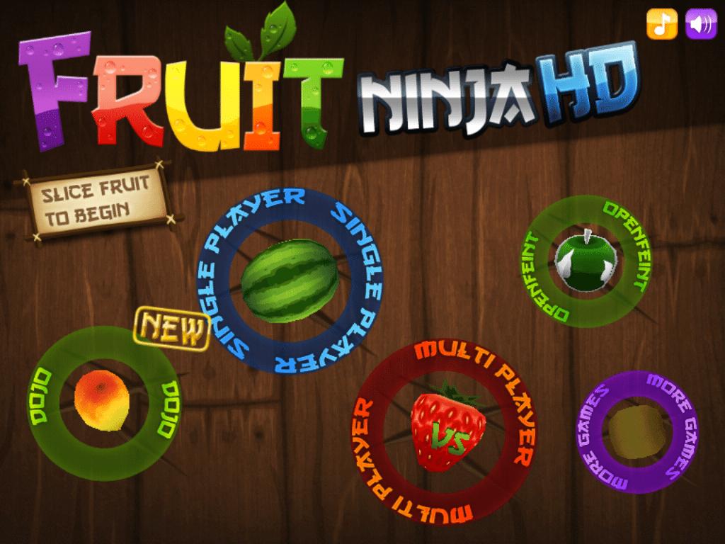 trucchi iphone fruit ninja