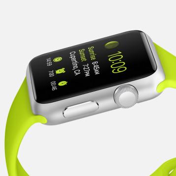 News da Apple Watch: rimanda la sua uscita nei negozi