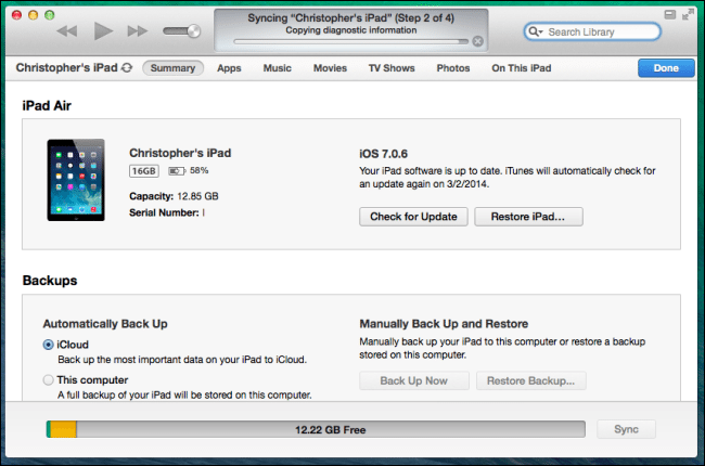 Come resettare il proprio iPhone con iTunes su Pc