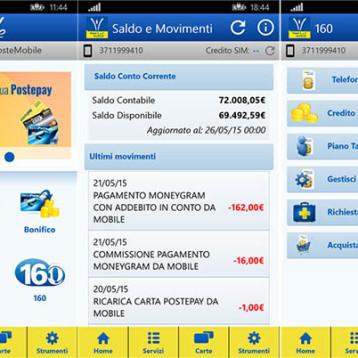 Disponibile l'app Poste Mobile per Windows Phone