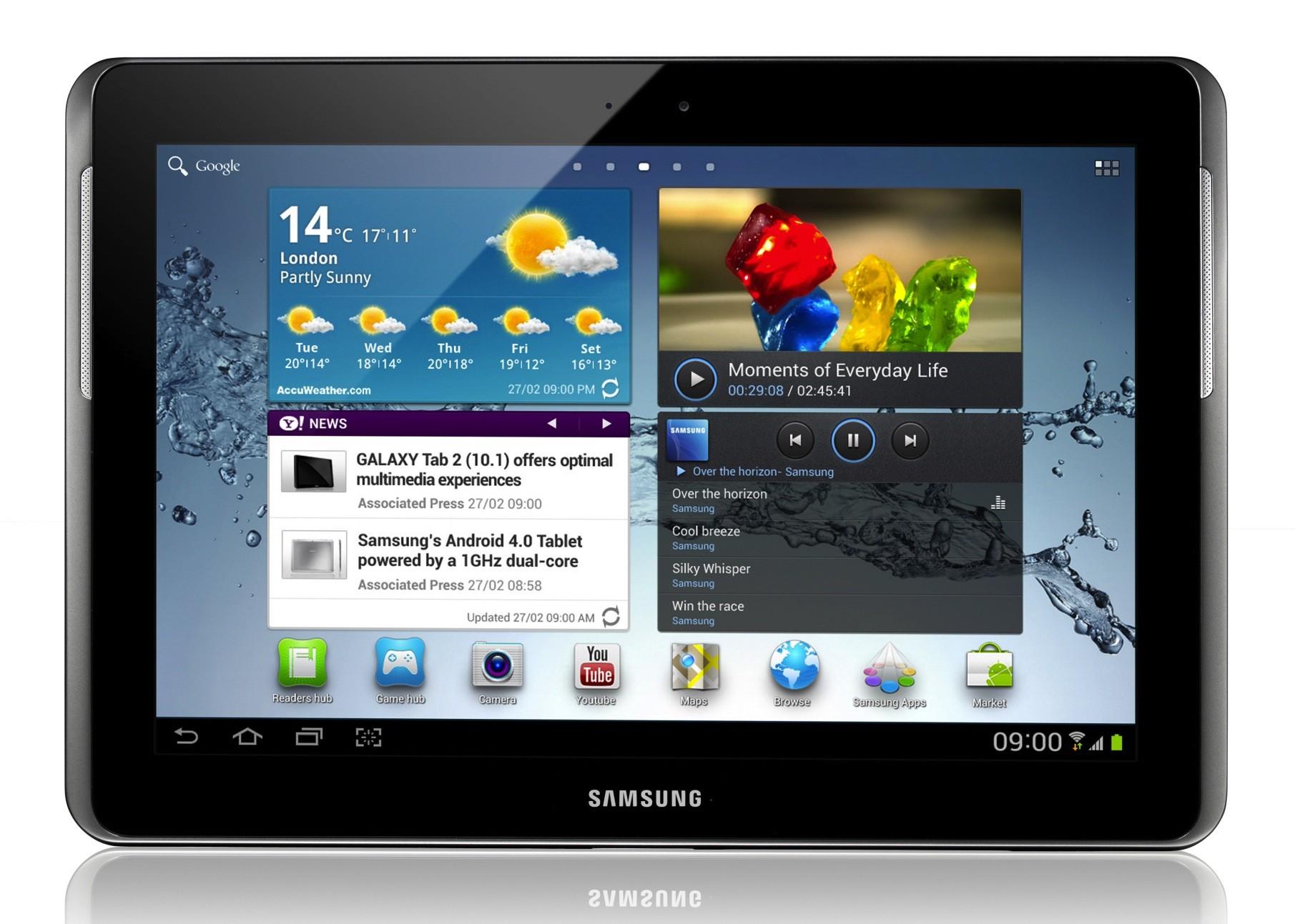 presentazione Samsung Galaxy Tab S2