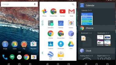 Come installare il Launcher ufficiale del nuovo Android M sui nostri dispositivi
