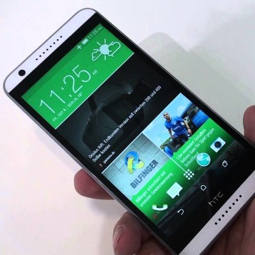 HTC DESIRE 820, Android 5.1 Lollipop in arrivo a settembre
