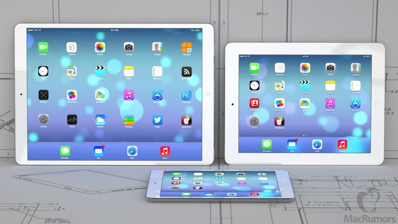 iPad Pro, caratteristiche tecniche e rumors