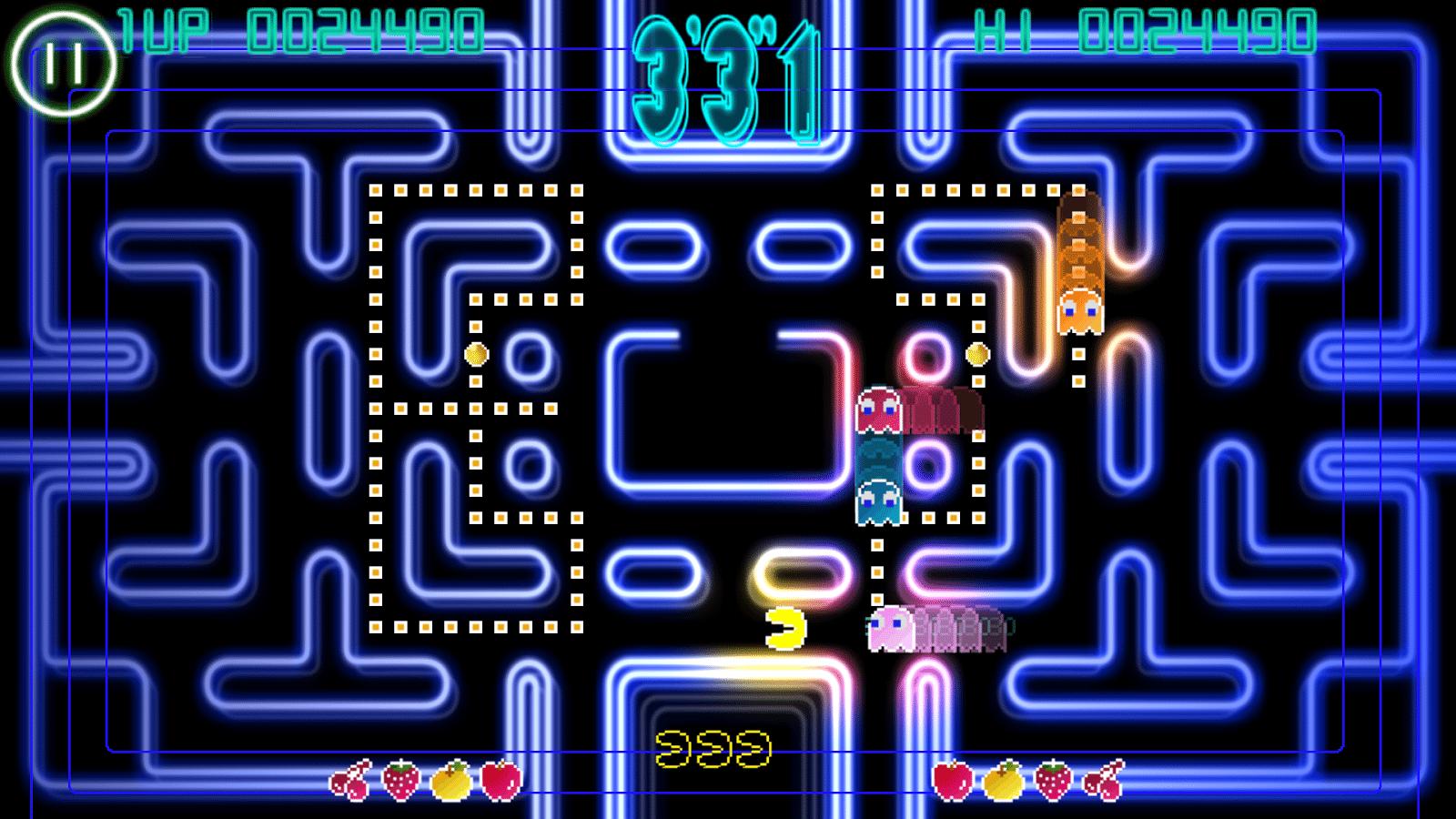 PAC-MAN 256 per dispositivi mobili, lo annuncia Bandai Namco