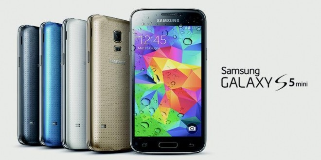 Samsung Galaxy S5 Mini presto riceverà l'upgrade ad Android Lollipop 5.0.1