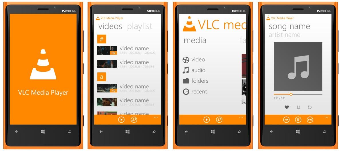 VLC per Windows Phone raggiungere un milione di download