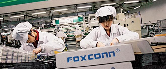 Nokia potrebbe far produrre i suoi smartphone Android a Foxconn