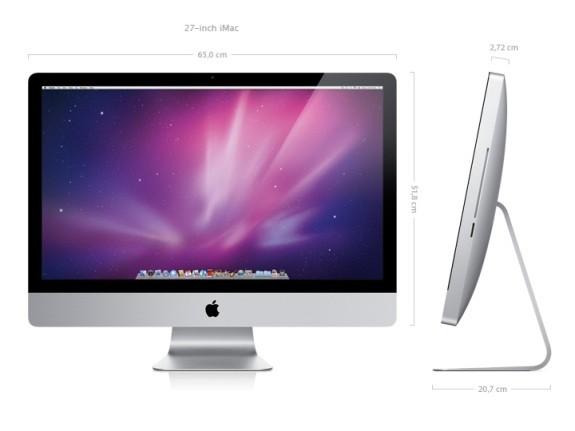 iMac 27 pollici, alcuni dischi rigidi sono difettosi, Apple avvia il programma di sostituzione gratuita