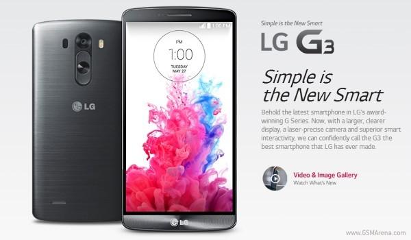 LG G3 potrebbe ricevere direttamente Android M