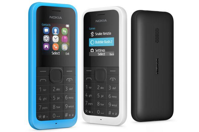 Microsoft ripropone il Nokia 105 ma in due nuove versioni