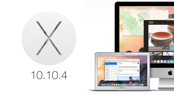 OS X 10.10.4, Apple rilascia la build 14E36B