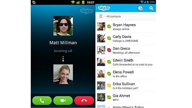 Rilevato un curioso bug su Skype per Android, iOS e Windows
