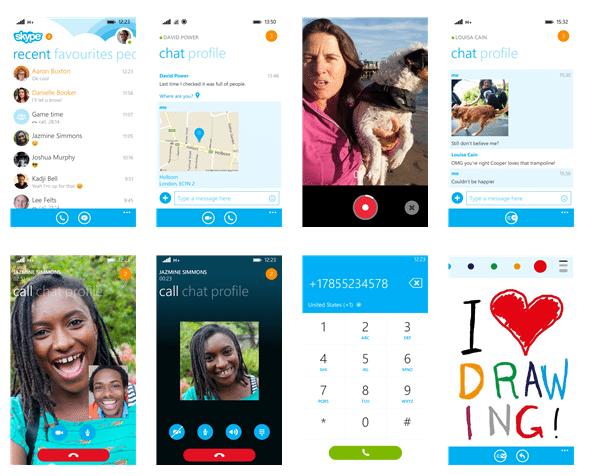 Skype per Windows Phone si aggiorna con la versione 2.29.0.5