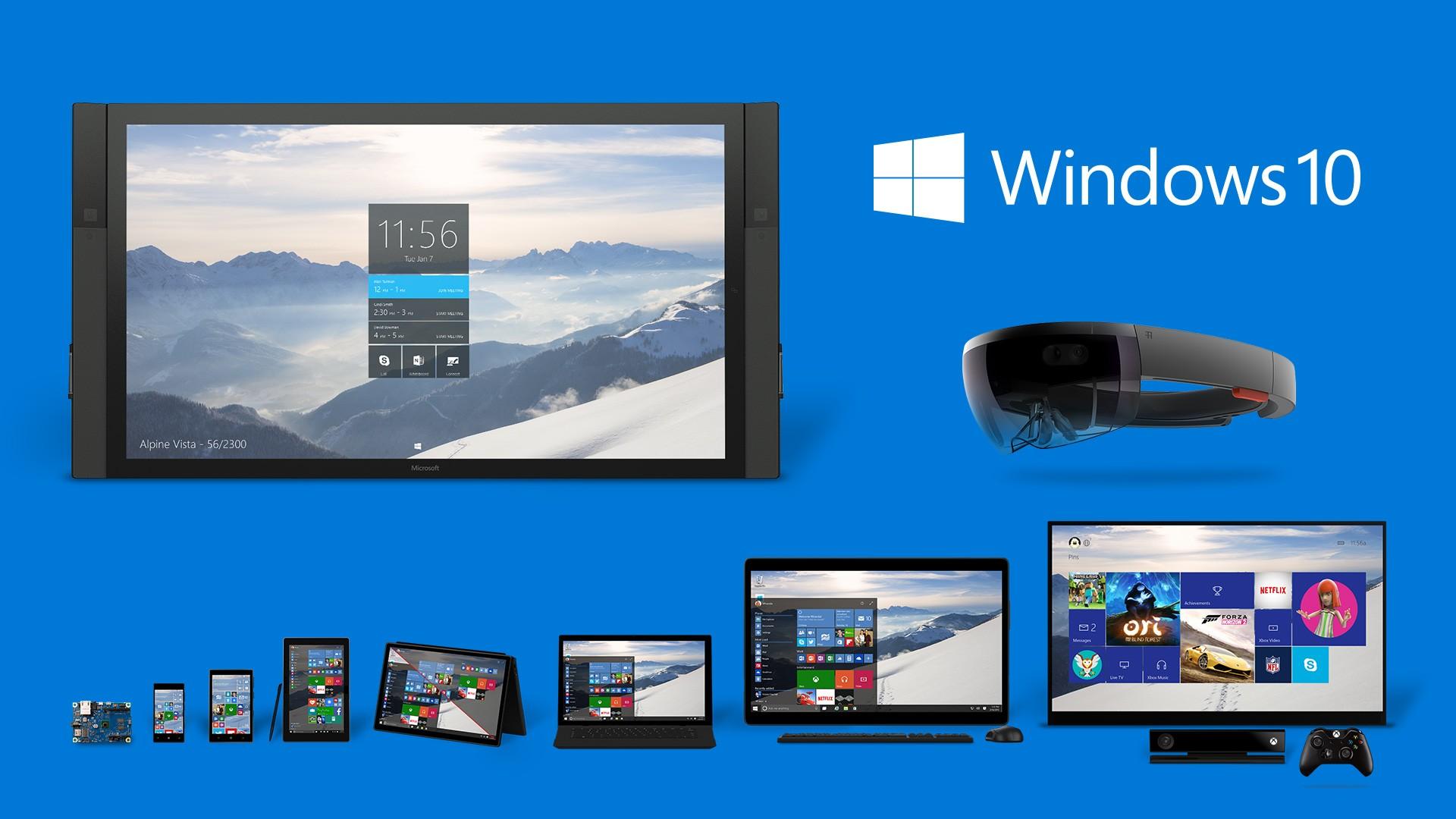 Windows 10 sarà rilasciato ufficialmente il 29 luglio