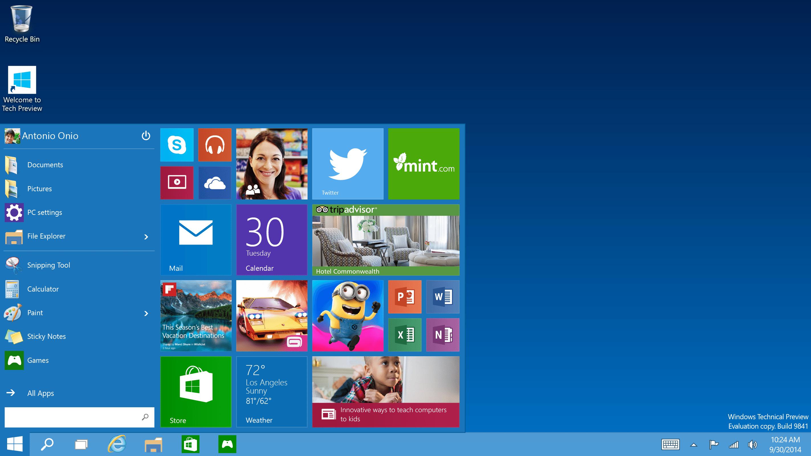 Microsoft starebbe per rilasciare la build 10134 di Windows 10