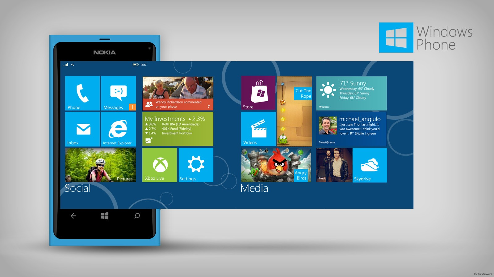 Windows Phone, Skype, Facebook Messenger e Shazam si aggiornano