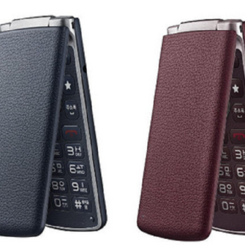 LG Gentle, un elegante flip phone per la Corea