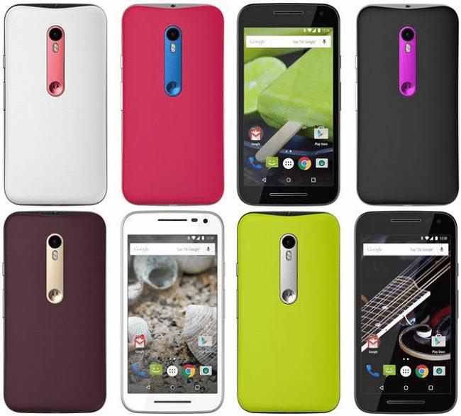 Motorola Moto G 2015, spazio anche ai 2GB di RAM