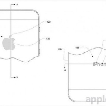 iPhone del futuro, nuovo brevetto per i sensori