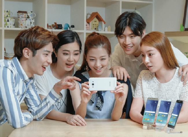Samsung Galaxy A8, dal 24 Luglio in Corea