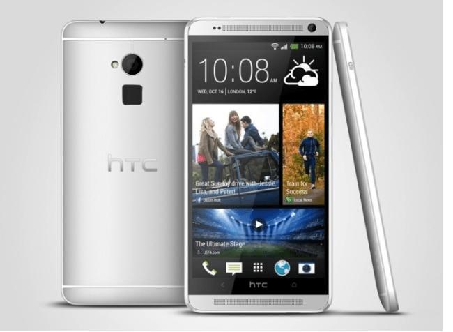 HTC One Max, finalmente l'aggiornamento anti StageFright