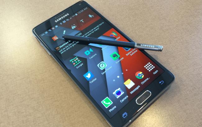 Samsung Galaxy Note 5, nuovi rumors sulla batteria