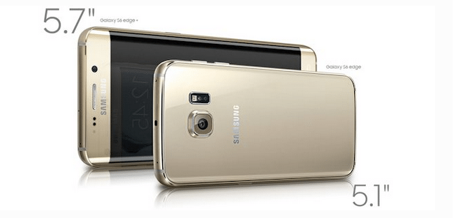 Samsung Galaxy S6 Edge Plus, le differenze con il Galaxy S6 Edge