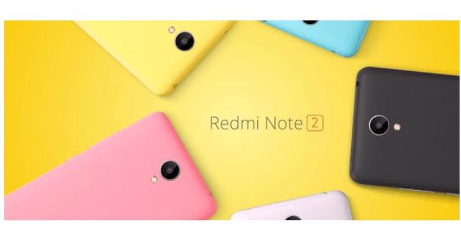 Xiaomi Redmi Note 2, conosciamo la scheda tecnica ed il prezzo