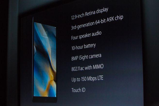 iPad Pro,prezzi e caratteristiche tecniche