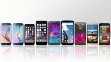 I 10 migliori smartphone 2015 Q3