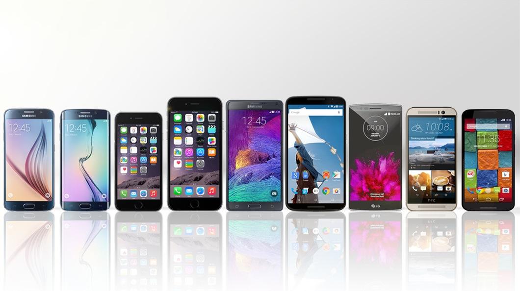 10 migliori smartphone 2015