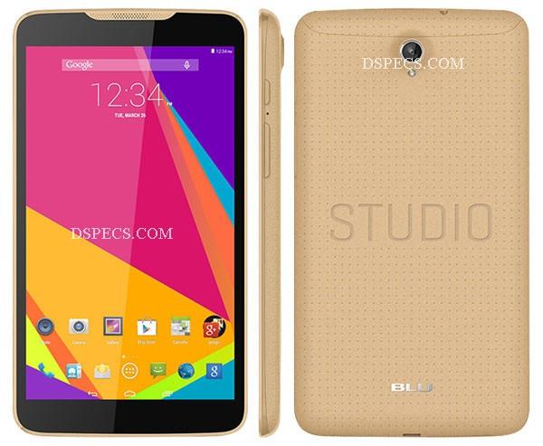 BLU Studio 7.0 rilasciato: smartphone o tablet?